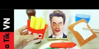 Xem Cuộc Chiến Ăn Buffet Cùng Mr Bean   Kluna Tik Vn Dinner