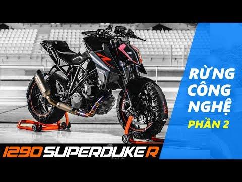 Biker Lầy #68 – Công nghệ PKL và đồ chơi trên SUPER DUKE 1290R có gì – Phần 2