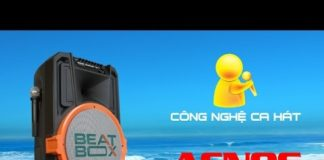 Xem Dàn karaoke di động ACNOS – Soncamedia Beatbox KB39