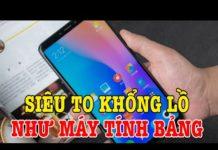 Xem Tư vấn điện thoại Xiaomi SIÊU TO KHỔNG LỒ thay thế cho máy tính bảng