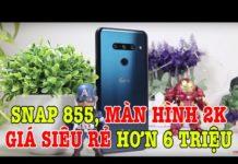 Xem Tư vấn điện thoại LG G8 Snapdragon 855 GIÁ RẺ KHÔNG TƯỞNG NÈ