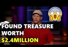 Xem Shark Tank He Found Treasure Worth $2.4Million! Shark Tank Showcase