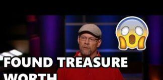 Xem Shark Tank He Found Treasure Worth $2.4Million! Shark Tank Showcase
