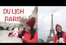👫🇫🇷🗼DU LỊCH CHÂU ÂU- Kinh nghiệm du lịch tự túc Paris, Pháp – Chạy xe vòng quanh thành phố (CC)