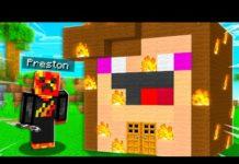 View 7 Ways to PRANK Noob1234's Girlfriend's Minecraft House! *funny*