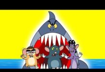 Xem Rat-A-Tat |'Mice Brothers Vs Shark Funny Cartoons for Children'| Chotoonz Kids Funny #Cartoon Videos