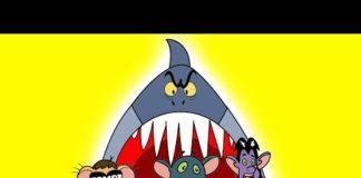 Xem Rat-A-Tat |'Mice Brothers Vs Shark Funny Cartoons for Children'| Chotoonz Kids Funny #Cartoon Videos