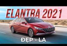 Hyundai Elantra 2021 ra mắt: Kiểu dáng thể thao, công nghệ hiện đại đối đầu Honda Civic RS, Mazda 3