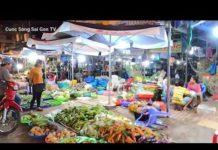 Du Lich Miền Tây I Chợ Đêm Cà Mau Vắng Hoe