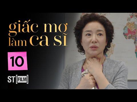 Xem GIẤC MƠ LÀM CA SĨ TẬP 10 | Phim Tình Cảm Hàn Quốc Hay Nhất 2020 | Phim Hàn Quốc 2020