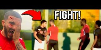 Video This Football Team BEAT ME UP After My Soccer match.. AMAZING Football Competition