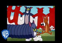 Xem Tom & Jerry   The Different Shapes of Tom   Classic Cartoon Compilation   WB Kids