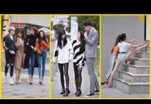 Xem Tik Tok Trung Quốc ❤️ Thời trang đường phố ngắm trai xinh gái đẹp P(6) ❤️ Douyin tik tok china