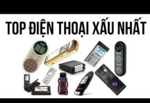 Xem Những điện thoại xấu nhất lịch sử