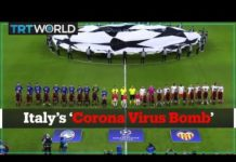 Video How a football match in Milan impacted the Covid-19 pandemic