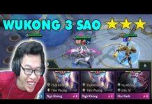 6 Siêu Công Nghệ + Wukong 3 Sao | Team Bạn Đứng Hình Mất 5s – Đấu Trường Chân Lý