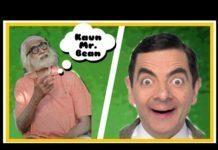 Xem Amitabh Sir -via-Mr. Bean I Mr. Bean Dubbing I Sanskari