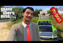 Xem GTA 5 : MR BEAN IN GTA 5 MODS [FUNNY MODS] HINDI