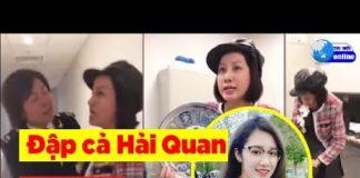 Xem 🔴Sốc: Hé lộ Clip Hai mẹ con Đường Nhuệ giả từ thiện đi buôn lậu hành hung Hải Quan khi bị phát hiện