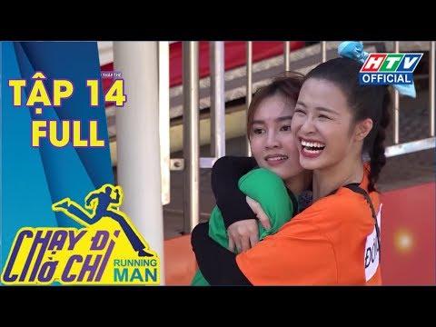 Xem CHẠY ĐI CHỜ CHI   Tập 14 full: Đông Nhi hay Song Luân chiến thắng trong cuộc đua xé bảng tên?