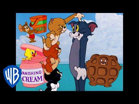 Xem Tom & Jerry | So Many Pranks! | Classic Cartoon Compilation | WB Kids
