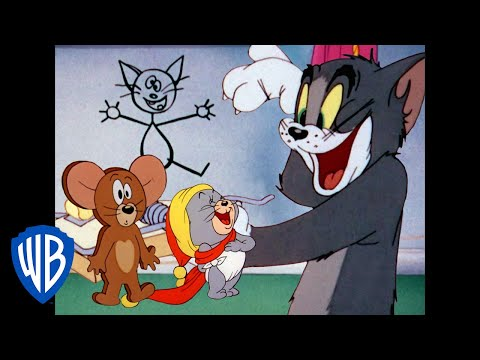 Xem Tom & Jerry | The Award Winning Shorts | Classic Cartoon Compilation | WB Kids