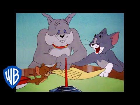 Xem Tom & Jerry | The Peace Treaty | Classic Cartoon | WB Kids