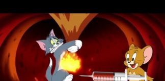 Xem Tom and Jerry 2018 | Dragon Flame &  A Better Cat | Cartoon For Kids