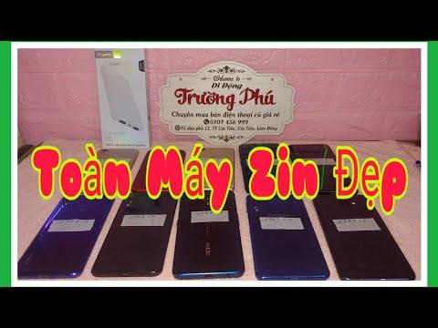 Xem Điện thoại cũ giá rẻ 16/05/2020 ipad iphone samsung oppo huawei từ 990k di động trường phú