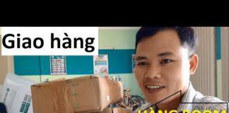 Giao hàng cho khách chốt ngày 11th5 II Công Nghệ Ngày Nay II zalo  0345377177