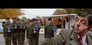 Xem The ARMY Are Here Mr Bean! | Mr Bean Full Episodes | Mr Bean Official | Classic Mr Bean