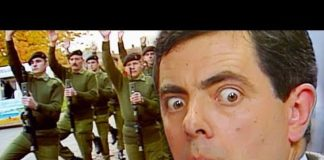Xem Bean ARMY | Funny Clips | Mr Bean Comedy
