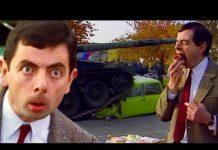 Xem TANK Trouble | Mr Bean Full Episodes | Mr Bean Official
