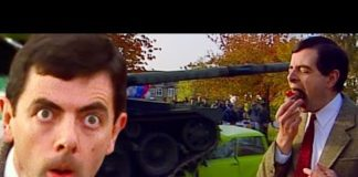 Xem TANK Trouble | Mr Bean Full Episodes | Mr Bean Official