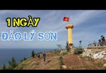 1 ngày du lịch trên đảo Lý Sơn Quảng Ngãi #hnp