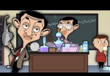 Xem Science FUN with Mr Bean | Funny Episodes | Mr Bean Cartoon World