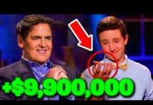 Xem Shark Tank's Mark Cuban SCORES $9.9 MILLION DOLLAR JACKPOT!