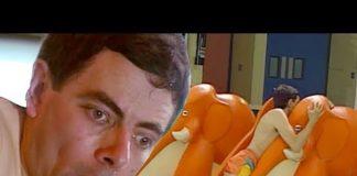 Xem BEAN Swimming   Mr Bean Full Episodes   Mr Bean Official
