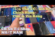 Xem 14 tháng 9, 2020- điện thoại cũ giá rẻ – redmi note 9pro , oppo reno 3, sam sung note 10lite , A31