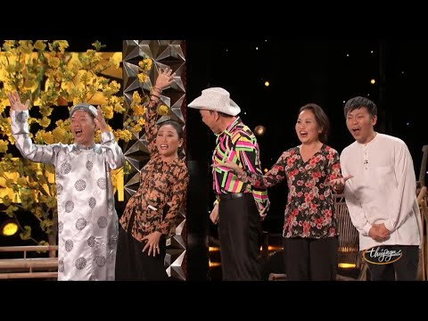 Xem Hài Hoài Linh, Chí Tài, Trung Dân, Thanh Hằng – Tết Quê