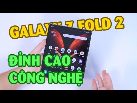 Đánh giá Galaxy Z Fold 2 5G – Đỉnh cao công nghệ!