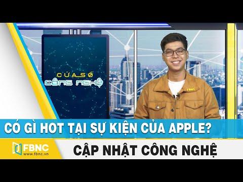 Tin tức công nghệ: Có gì hot tại sự kiện mới nhất của Apple | iOS 14 của Apple có gì mới | FBNC