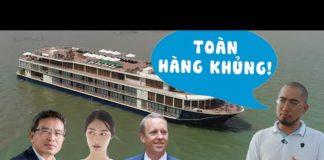 """Chuyến Du Lịch MIỀN TÂY """"Nhớ Đời"""" trên KHÁCH SẠN NỔI Lớn Nhất Sông Mekong [nhaTO Review #08]"""