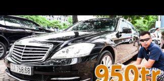 """Thà mua """"Mẹc"""" S300 10 năm hàng tá công nghệ còn hơn xe mới giá 950tr!   Autodaily"""