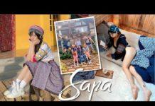 THA HỒ XOÃ TẠI SAPA || Vlog Du lịch trải nghiệm || Lê Bống Channel