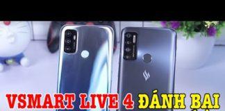 Xem Vsmart Live 4 sẽ lật đổ ngôi vua doanh số của chiếc điện thoại này