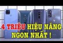 Xem Top 5 điện thoại HIỆU NĂNG TỐT NHẤT tầm giá 4 TRIỆU