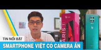 Tin tức công nghệ mới nhất    Aris Pro – Smartphone Việt, màn hình vô khuyết đã được mở bán   FBNC