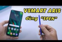 """Vsmart Aris dùng bút """"SPEN"""" CỰC ĐỈNH và công nghệ CỰC XỊN đằng sau"""