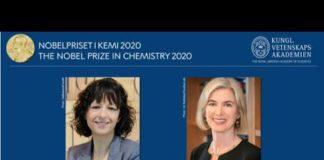 Công nghệ chỉnh sửa gene đoạt giải Nobel Hóa học 2020   VTV24